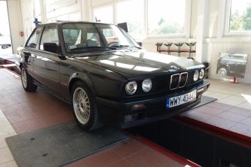 BMW E30 badania techniczne v2